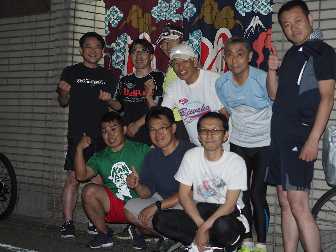 JJクラブ(ジョギング)